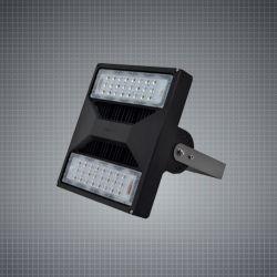 120W carré LED étanche phare de travail des feux de travail