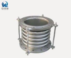 高温抵抗の膨張継手は膨張継手膨張継手の金属のうなり声のフランジを付けたようになった