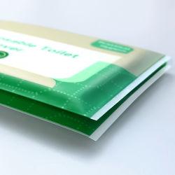Papel higiénico para cobrir o assento desinfectante antibacteriana Papel higiénico
