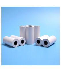 Documento autoadesivo dell'interno Rolls dell'autoadesivo del vinile del PVC della colla bianca