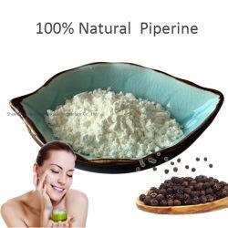 Vrij Poeder 95% van het Uittreksel van de Zwarte peper van de Steekproef Natuurlijk Piperine voor het Supplement van de Gezondheid