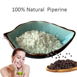 Polvere di erbe 95% Piperine dell'estratto del pepe nero di Exrtact per il supplemento di salute