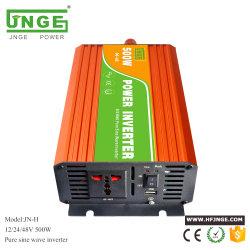 500W de ononderbroken PiekOmschakelaar van de Macht 1000W 12V aan 110V de Convertor van de Auto met Haven USB
