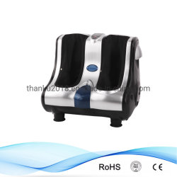 2020 Cheap Quantum el calor de la presión de rodillo doble circulación de aire eléctrico Wellcare Bath Spa Vibrador Masajeador de pie de la Pierna de Shiatsu