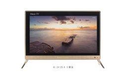 Het nieuwe Goedkope Vlakke Scherm HD LCD TV Androïde TV van de Monitor van de 24 LEIDENE van de Duim 4K Speler van TV