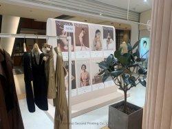 شاشة عرض الإعلانات الترويجية المخصصة لإعلانات PVC الخارجية لفرخ فينيل المرنة وضع علامة على الطباعة الرقمية