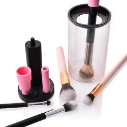 Limpeza da escova de maquiagem profissional Cosmetic compõem a Ferramenta de Limpeza da escova de lavagem