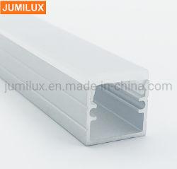 屋外の照明のための高品質防水地下の床によって引込められるLEDのアルミニウムプロフィール