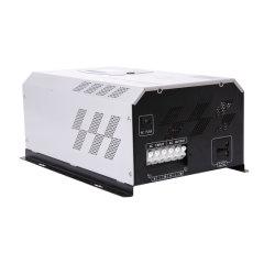Convertisseur 12V 220V 2000W 3000W 6000W en crête Onde sinusoïdale pure convertisseur du transformateur de tension 24V 110V 60 Hz Inverter solaire