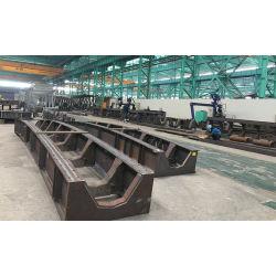 Pesado personalizado de aço estrutural S235 S355 a fabricação