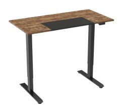 Supporti a V scrivanie regolabili in altezza con la popolare scrivania in legno