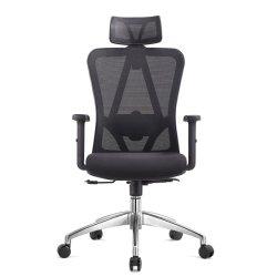 Aufgabe-Ineinander greifen-Schwenker-Chef-leitende Stellung-Stuhl Noel Möbel-Fabrik SGS-BIFMA ergonomischer