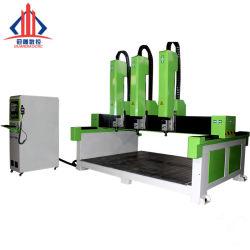 Китай производство из пеноматериала гильзы резки с ЧПУ Atc маршрутизатор Router деревянная мебель