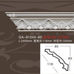 PU Короны Moluding изготовлены с высокой плотностью архитектурного комплекса из полиуретана. Короны для литья под давлением