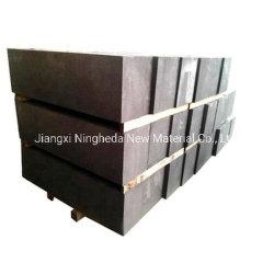 Produttore cinese di blocchi di grafite stampati vibrati per scambiatore di calore