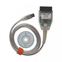 MiniVci für Kabelhalter-Toyota Tis Toyota-V14.20.019 einzelne Soem-Diagnose-Software