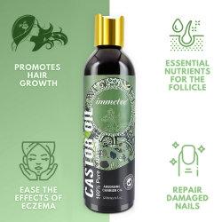 Wonderolie van de Steekproef van Frice 230ml van de Fabriek van de Wonderolie van Jamaaican van het Etiket van de Douane van China de Privé Zwarte Vrije