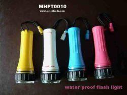 Waterdichte Flitslichten