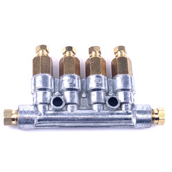 Miran Lh4 massa de alta pressão dispensador de Lubrificação do Bloco divisor de Graxa