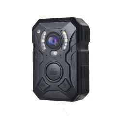 Mini Cuerpo de Policía de 4G cámara 1296p el apoyo de buena calidad GPS y WiFi Clip más métodos.