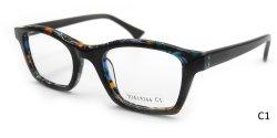 Novo design de alta qualidade unissexo óculos de Acetato de Etila Óptico da Estrutura da Estrutura de óculos