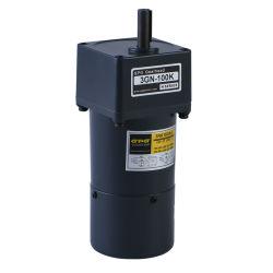 Micro reversível CA trifásico Motor de engrenagens eléctrico para retífica de Alimentação do Dispositivo de Impressão da máquina de embalagem Café Têxteis Churrasqueira