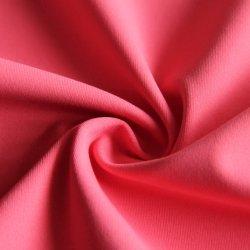 Un 75%25%de nylon spandex tejido doble de algodón como 225-235GSM para prendas de ropa deportiva/