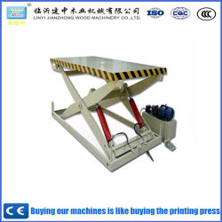 Tabla de elevador hidráulico multifunción Venta Directa de Fábrica //de la Carpintería de madera contrachapada de línea/Tools