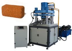 Hot disponible tourbe de coco en brique de briquettes Presse hydraulique Machine Machine Hydraulique Presse hydraulique machine machine machine bloc comprimé