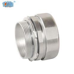 La norma UL conducto rígido de acero tipo de compresión de conector