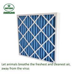 La placa principal efecto del filtro de aire Filtro de aire equipos de la granja avícola