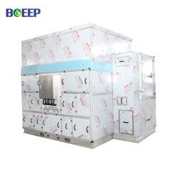 Sistema di trattamento dei fanghi di stampa e tintura tipo di nastro sorgente d'aria Pompa di calore, essiccatore fanghi