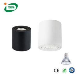 LED MR16 천장 스팟 조명 알루미늄 조명 조절 가능한 LED 다운라이트