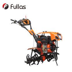 FPD1350DE MACHINES AGRICOLES cultivateur rotatif 186FA Timon moteur diesel