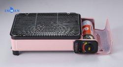 Easy and Healthy + (koken) met de Gas barbecue