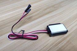 Interruptor de sensor táctil inteligente simple de 12V LED para control táctil de espejo de baño con Ce RoHS (atenuador, cambio de color)