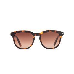 Un design classique simple pour les hommes à la main d'acétate de lunettes de soleil Lunettes de châssis