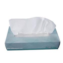 Diário personalizado Use papel higiénico tecido Facial Branco 2 & 3 ply 100% de celulose virgem Material ultra-suave