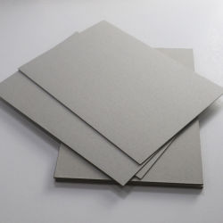 1.5mm Paper Material Book Cover Chipboard Jewelry Box Grey Board
