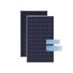 Лучшая цена 5BB 72 ячеек 6*12 345 W 345 Вт 345W полимерные солнечные панели солнечных батарей Polycrystalline пластины с помощью возобновляемых источников энергии для Германии солнечной системы питания