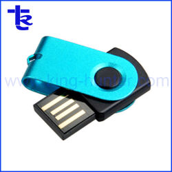 Super mini lecteur Flash USB Thumb Drive Cust USB pivotant