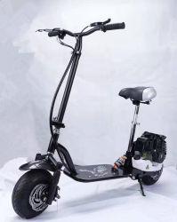 Venta de gas caliente el motor 71cc scooters de Gas de alimentación de la fábrica de gas Mini Scooter