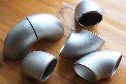 La norme ASTM B363 Gr. 2 30 Degré du raccord de tube coudé de titane