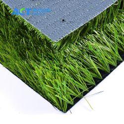 축구를 위해 모래 고무 메우는 축구 인공적인 잔디, 합성 뗏장 최신 판매