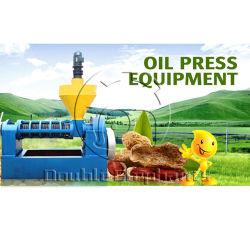 El aceite de maíz de la máquina de maquinaria de extracción de aceite de soja de la planta de aceite de semilla de algodón