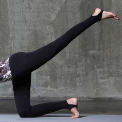 Модный новый стиль спорта женщин брюки для йоги Legging