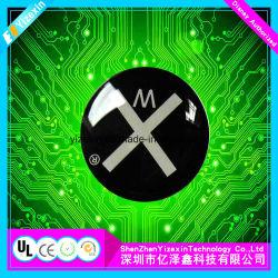 Belle adhésif colle époxy Crystal appliquée aux produits électroniques parfait