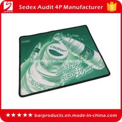 Regalo promocional Publicidad mouse pad con el logotipo de un solo lado