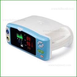 Fm-2300A de Geduldige Apparatuur van de Controle, de Monitor van Levensteken met Ce ISO, SpO2, NIBP, Temperatuur, Polsslag