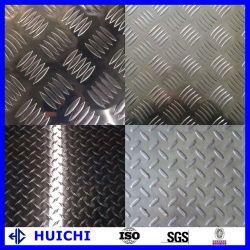 La dirección de grano 6061 Metal-o placa de aluminio
